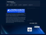 With over 6 years in business and many more years experience, Impressions Concrete and Coatings con