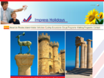 Impress Holidays Travel Agency ... Welcome at Rodos