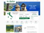 Ferie Italien - ferieboliger, feriehuse hoteller i hele Italien