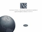 INB agente de seguros y fianzas, S. A. de C. V.