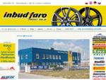 Strona główna (pl) - Inbud-Faro S. A. Hurtownia opon i felg