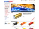 INCA-PRO Online-Shop - Autozubehör: Autoalarmanlagen, Funkfernbedienungen, Xenonlicht, Einparkhilfen