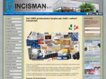 Incisman srl | Incisione Serigrafia Stampa Industriale