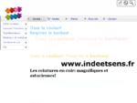 www. indeetsens. fr