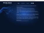 MICHAŁ MOCH - Usługi informatyczne, Outsourcing IT programowanie php, html, css, aplikacje ...