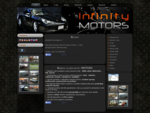 infinity MOTORS CZ