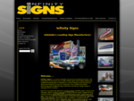 Infinity Signs Sign Manufacturers, Sign Installation, Signwriters Adelaide, South Australia