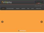 Receba pedidos através de QR code no seu restaurante | AirMenu