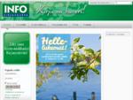 Info-Kirjakaupat Oy - Kirjanystävä - Tervetuloa Info-Kirjakaupan portaaliin