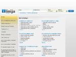 Infolinija - Lietuvos įmonių katalogas, įmonių paiescaron;ka, įmonių informacija, įmonės, įmonių