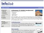 Forsiden - Infolink Datatjenester AS