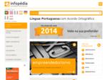 Infopédia - Dicionários e Enciclopédia em língua portuguesa