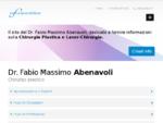 Chirurgo Plastico a Roma - Dr. Fabio Massimo Abenavoli specialista in medicina estetica a Roma....