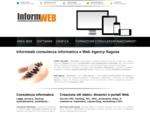 INFORMWEB Web Agency - - realizzazione siti web design creazione sviluppo realizzazione siti ...
