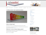 Infracomfort New Zealand | Infrared Heating Panels Technology