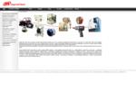 Ingersoll Rand Polska Sp z o. o. Firma produkuje sprężarki, kompresory, osuszacze i inne urządzen