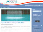 Inground Pools Gold Coast Tweed Pool Builders Northern Rivers Ballina Byron Bay Casino Pools