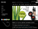 INIKA NZ | Best Organic Makeup - Mineral Cosmetics - Natural Skincare - INIKA New Zealand