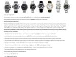 Inkoop Gebruikte Luxe Horloges