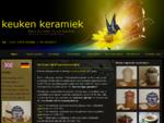 Inmaakpotten Zuurkoolpotten keukengerei | Ren Bours Ceramics Agency Beegden Maasgouw keukenkeramiek