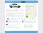 Noleggio auto - Autonoleggio Spagna | Prenota il tuo noleggio auto economiche