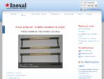 Inoxal d. o. o. - Inox i aluminijumski rukohvati, ALU i PVC stolarija, uslužno savijanje cevi i p