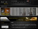 Είδη Κιγκαλερίας, Πόμολα, Κουρτινόξυλα, Αξεσουάρ μπάνιου Inox Design