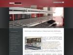 Inoxwood - Ανοξείδωτες κατασκευές, βιτρίνες