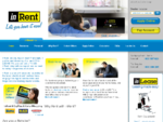inRent Rent desktop and notebook computers, LCD and Plasma TV's, Furniture and whitegoods with eas