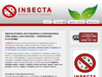 Insecta - Εταιρεία απολυμάνσεων στην Αθήνα - Απολυμάνσεις, Απεντομώσεις, Μυοκτονίες
