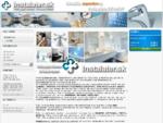 Instalater. sk | Inscaron;talateacute;r voda, plyn, kuacute;renie