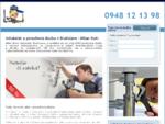 Inštalatér Bratislava | voda, plyn, kúrenie - havarijná služba