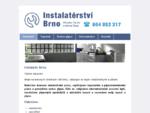 Instalatér Brno - topenáři, revize plynu