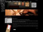 Rolando Chiaraluce - Tarsie in legno - Wood Inlay - Marqueterie de bois