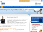 Security Alarms Systems-CCTV Monitoring Solutions Australia - ISM