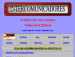 INTERCOMUNICADORES .