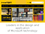 Leaders in the design and application of Microsoft technology | Intergen