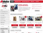 MOTOSALE - ATV, Motorollerid, Mopeedid, Mootorrattad-Soodsaim viis liiklemiseks!