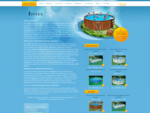 Baseny ogrodowe firmy INTEX. Bezpośredni przedstawiciel w Polsce. Zapraszamy do zapoznania siÄ z