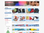 InVogue UK promotional business folders, bags, mugs, umbrellas and pens.
