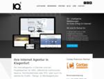 Startseite - IQ² - Intelligente Weblösungen, Internet Agentur Kärnten - Klagenfurt