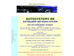 Strona firmy Autosystemy. wrocław - elektronika samochodowa, car audio, rozruszniki, rozruszni