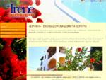 Ενοικιαζόμενα Δωμάτια, Αχαράβη, Κέρκυρα | Ειρήνη