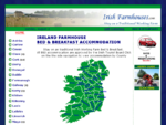IRELAND FARMHOUSE BED BREAKFAST ACCOMMODATION