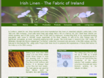 Irish Linen - The Fabric of Ireland