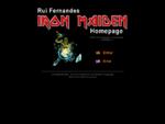 Rui Fernandes Iron Maiden Homepage