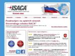 ISACA Slovenski odsek Dobrodošli