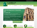 Isännöintipalvelu E. Suomela Oy - Etusivu
