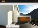 Porte per garage, portoni sezionali e industriali.. Produzione e vendita