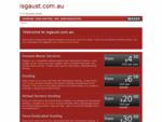 isgaust. com. au